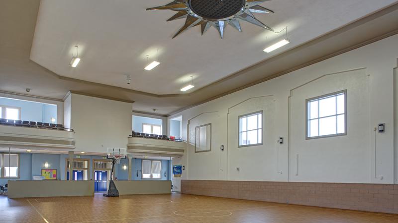 A Borders Gym Hall 800 x 450