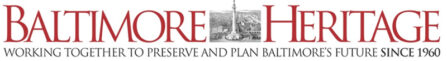 Baltimore Heritage Award 800w