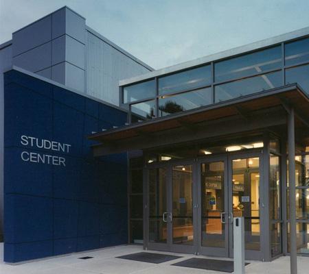 Harford Community College Student Center